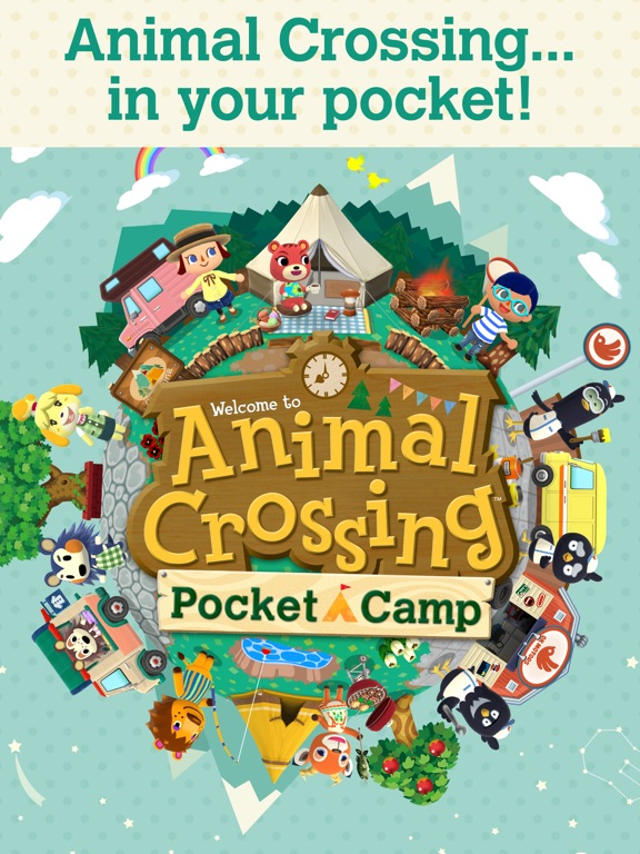 Animal Crossing: Pocket Camp screenshot 6
