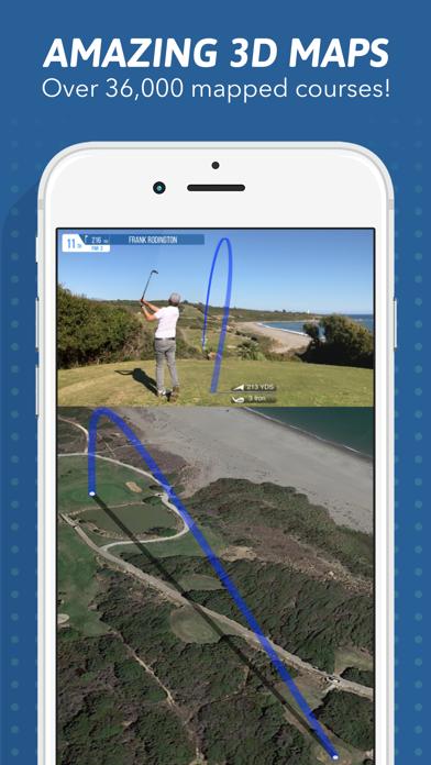 Golf Shot Tracer screenshot 1