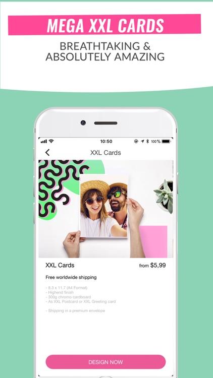 MyPostcard Postcard App screenshot-4