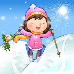 滑雪大挑战 - 耐玩极限滑雪游戏