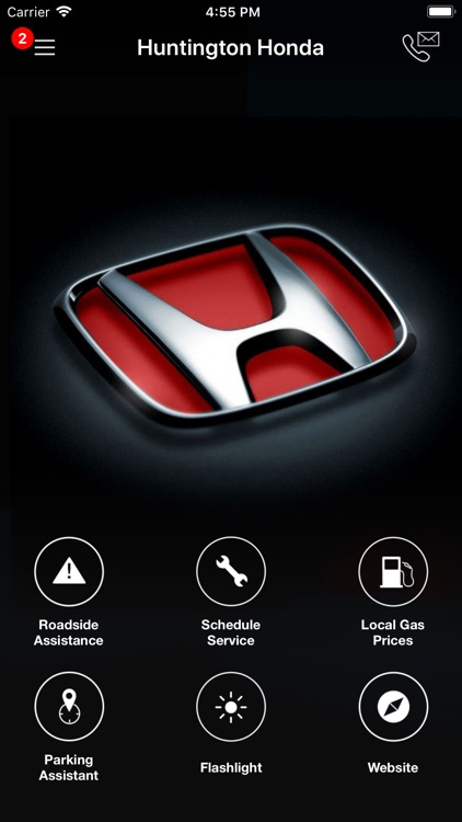 Huntington Honda DealerApp screenshot-0