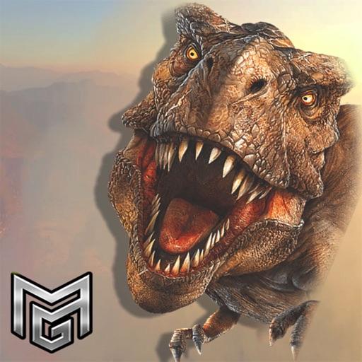 Angry Dinosaur Adventure 3D iOS App
