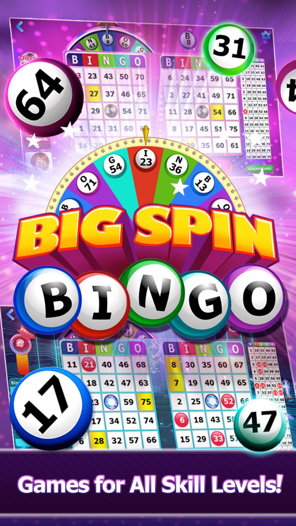 Big Spin Bingo|Best Bingo Game Screenshot