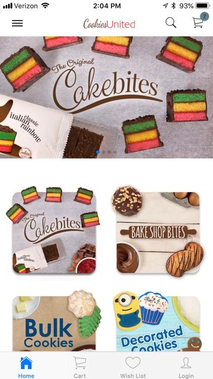 Order Cookies