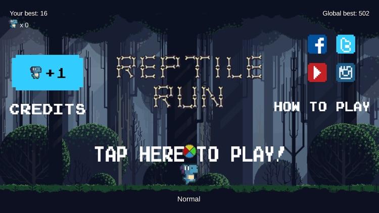 [Reptile Run]