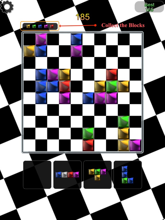 Chain the Color Block screenshot 8