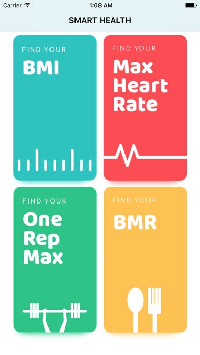 Smart Health Calculator