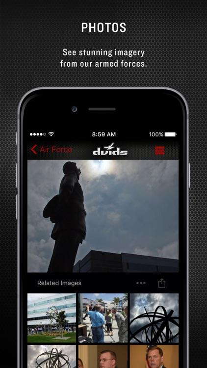 Military 24/7 for iPhone screenshot-3