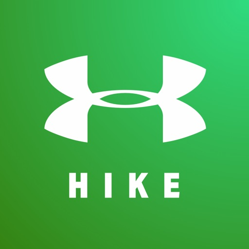 Map My Hike by Under Armour application logo