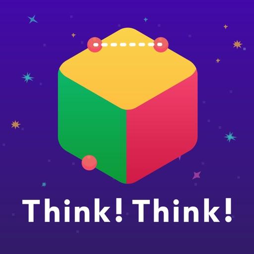 子どもが勉強好きになる思考力教材Think!Think!