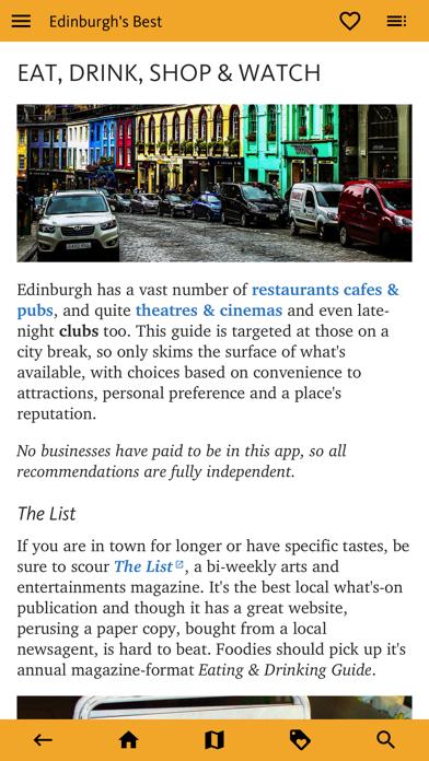 Edinburgh's Best: Travel Guide screenshot 8