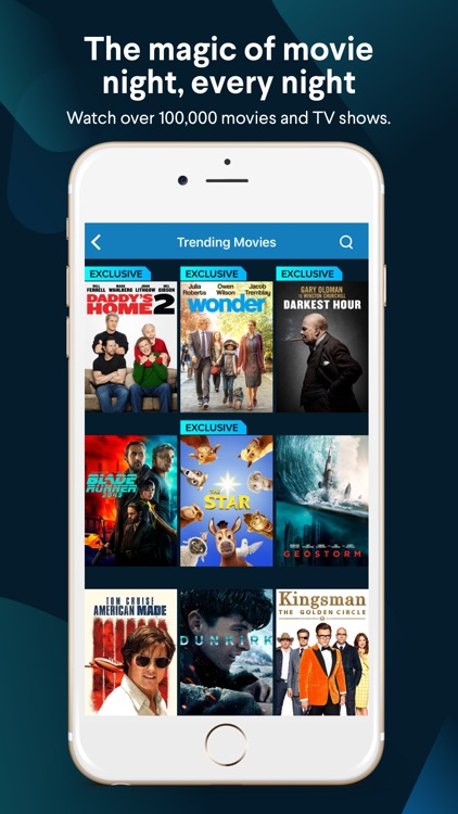 Vudu - Movies & TV screenshot-3