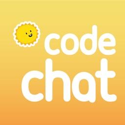 Code Chat (emoji) - no words, only emoji