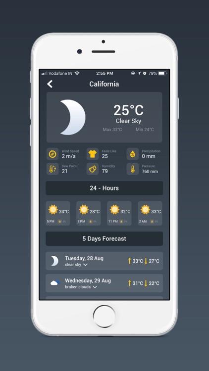 Live Weather Radar & Alerts screenshot-3