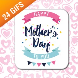 Mother's Day iSticker