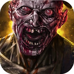 Commando Target shooting against Zombies
