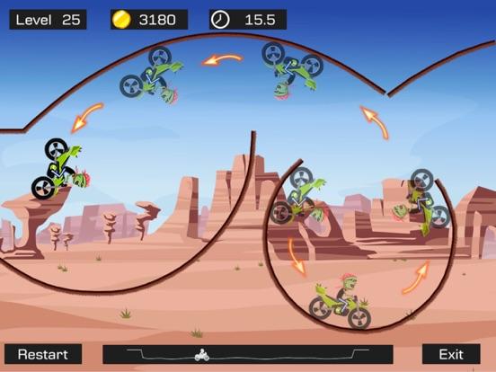Screenshot #5 pour Top Bike Lite-Motorcycle Stunt
