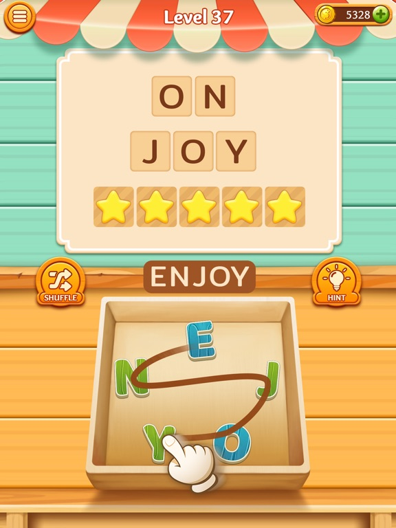 Word Shop - Brain Puzzle Games screenshot 6