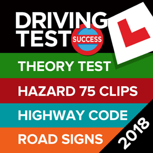 Driving Theory Test 4 in 1 Kit app