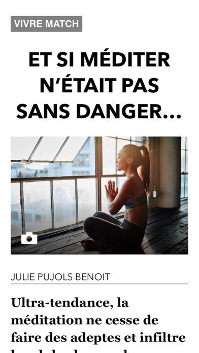 Paris Match review screenshots