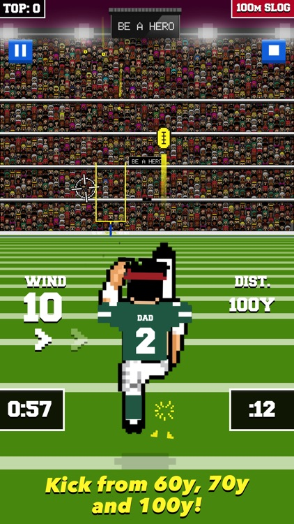 Field Goal Hero screenshot-5