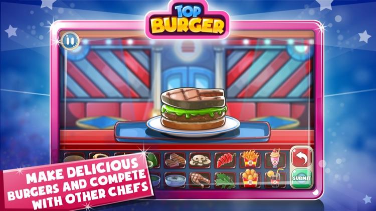 Top Burger Chef – Cooking Game screenshot-3
