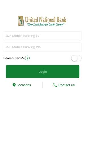 Unb bank