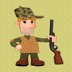 29.Army Soldiers Emojis