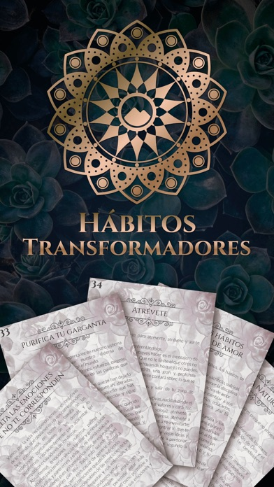 Screenshot for Hábitos Transformadores in Korea App Store