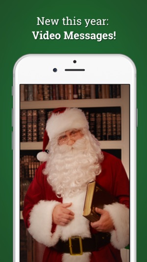 fb3089b9f519 Message from Santa! on the App Store