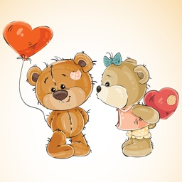 Teddy Bear for Couples in Love