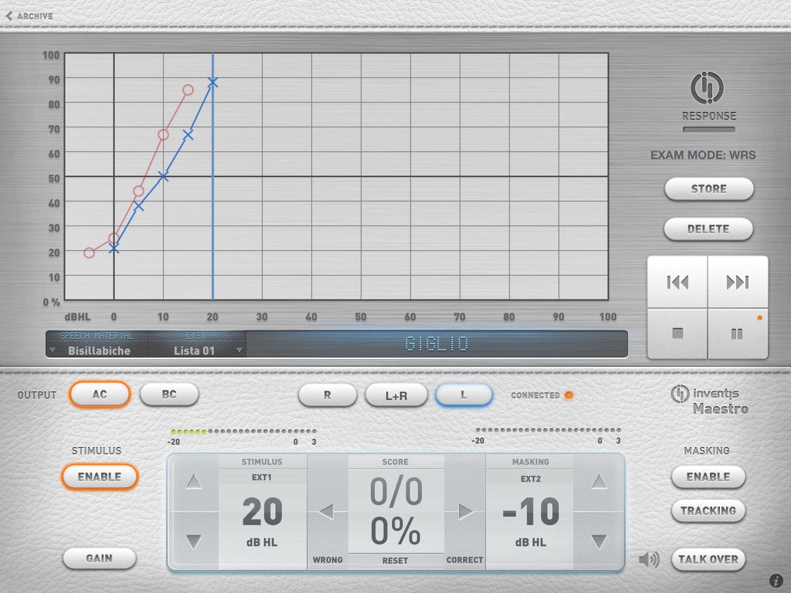 Inventis Maestro Screenshot