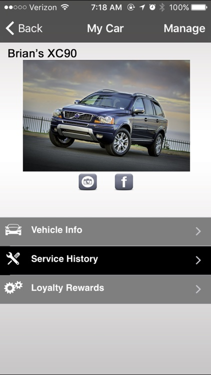 128 Volvo For Life Rewards by Dealership for Life Mobile Apps
