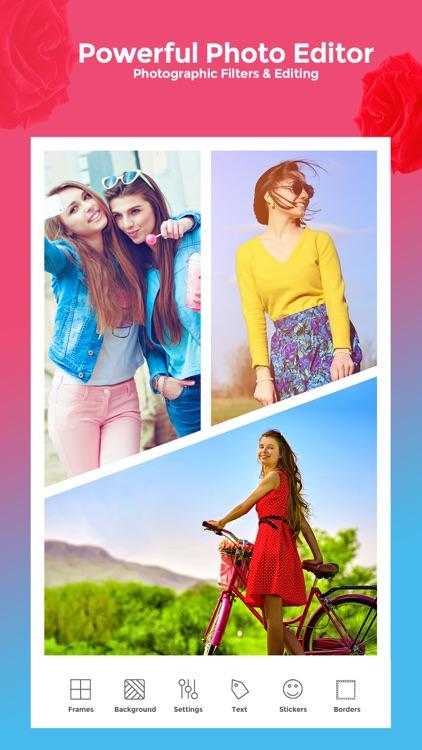 Frames - Picture Collage Maker