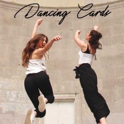 Dancing cards