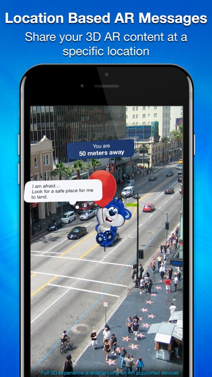 Snaappy – AR communication