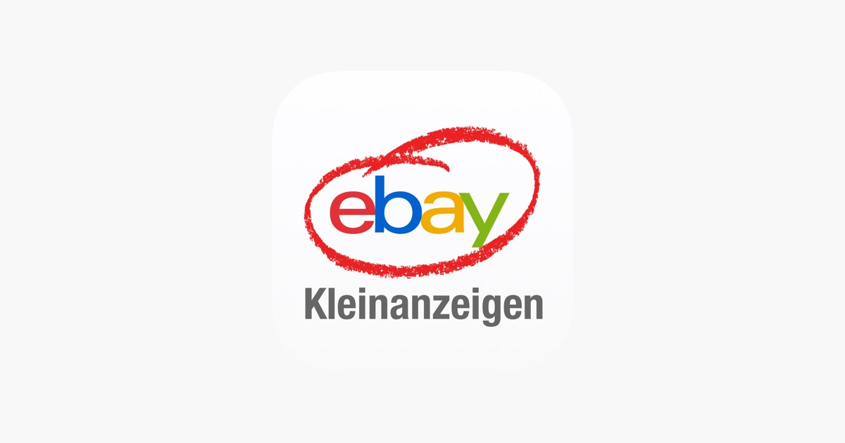 ebay kleinanzeigen on the app store. Black Bedroom Furniture Sets. Home Design Ideas