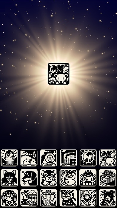 Picross galaxy 2 - Horizons Screenshot