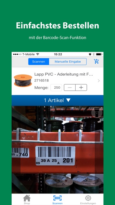 Screenshot for SCHÄCKE online-shop in Austria App Store