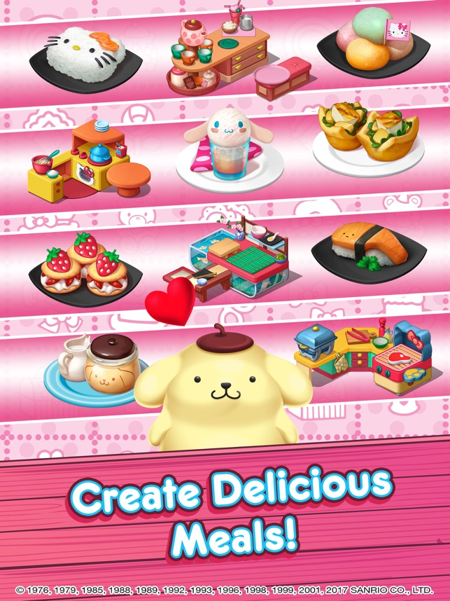 O Kitty Food Town On The App Store