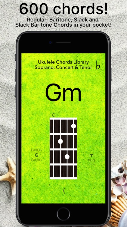 Ukulele Tuner Pro Advanced screenshot-1