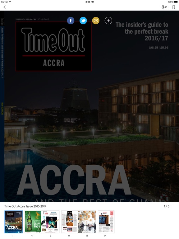 Time Out Accra screenshot 7