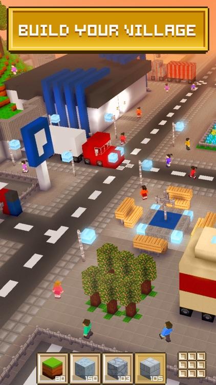 Block Craft 3D: City Building screenshot-4