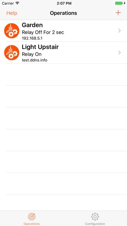 ACE Relay Control screenshot-0