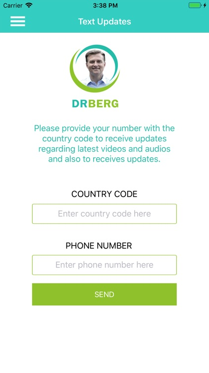DrBerg App screenshot-5