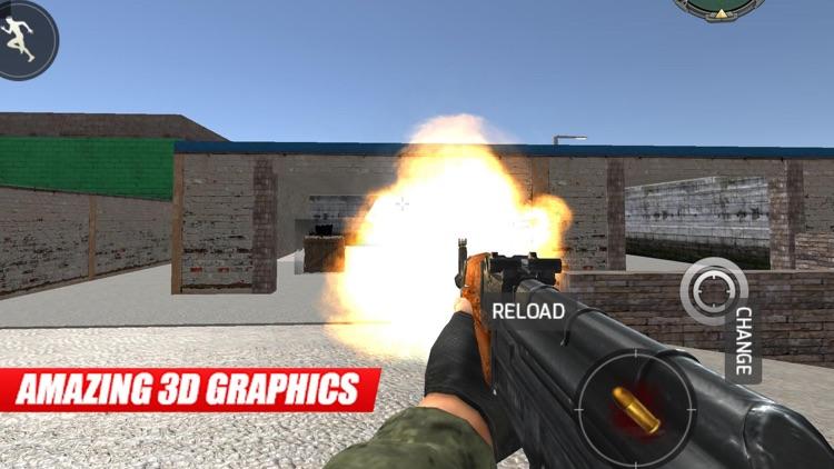 Modern Elite FPS Strike