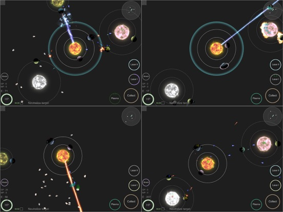 mySolar - Build your Planets Screenshots