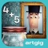 Mystery Math Town for iPhone