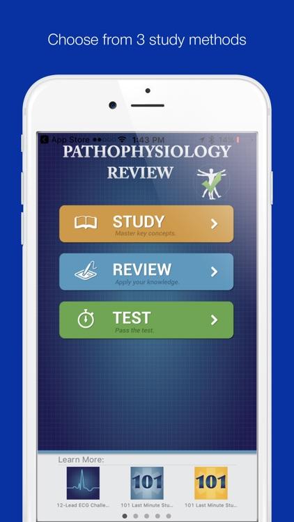 Pathophysiology Review