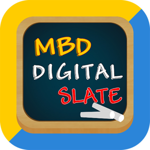 MBD Digital Slate - Education app